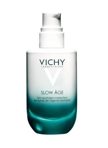 Vichy Vichy Slow Age Fluid Hassas Ciltler İÇin Günlük Bakım Kremi 50 ml Renksiz